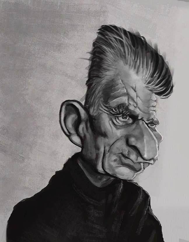 Beckett by jonesmac2006
