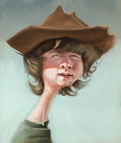 Ricks Son by jonesmac2006