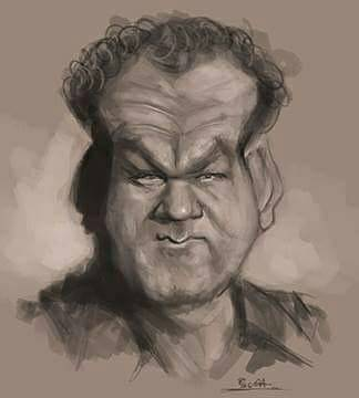 John C Reilly by jonesmac2006