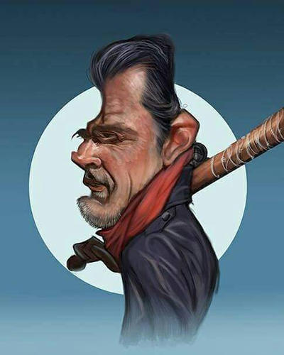 Negan by jonesmac2006