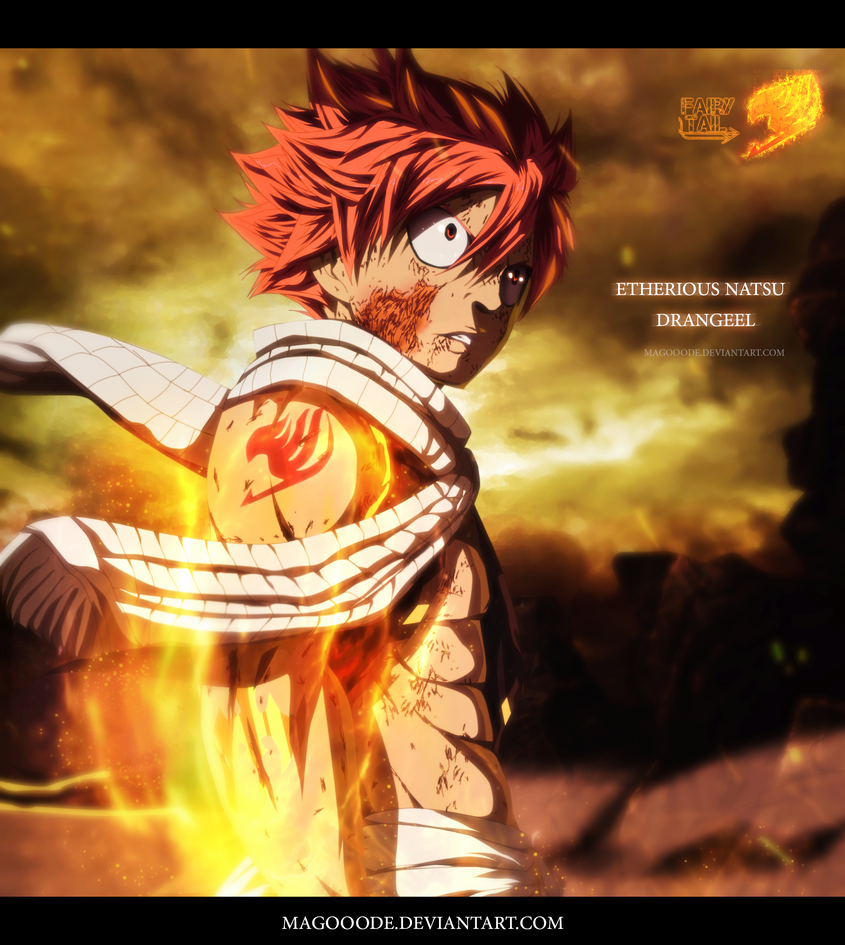 Etherious Natsu (drangeel) by Magooode