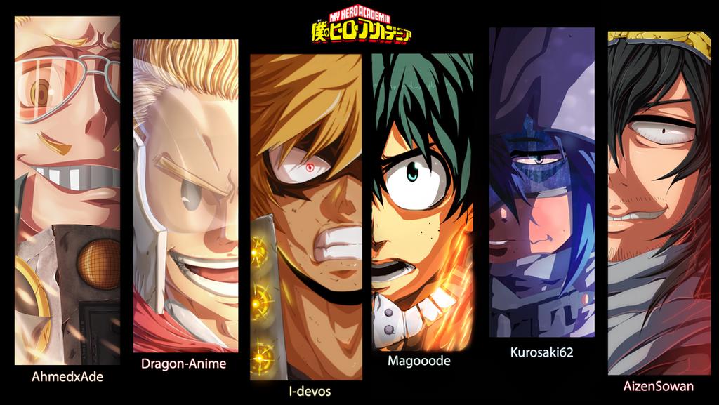 Boku no Hero Academia - We Are Heroes (Collab) by Magooode