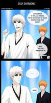 Bleach: Silly Shirosaki