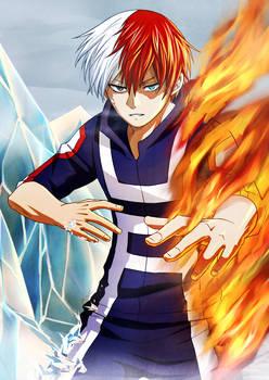 Boku no Hero Academia: Todoroki Shouto