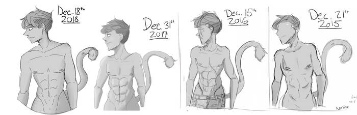 End Of Year Redraw