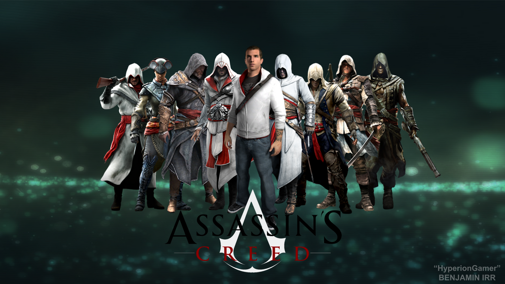 <b>Assassin&#39-s Creed</b>