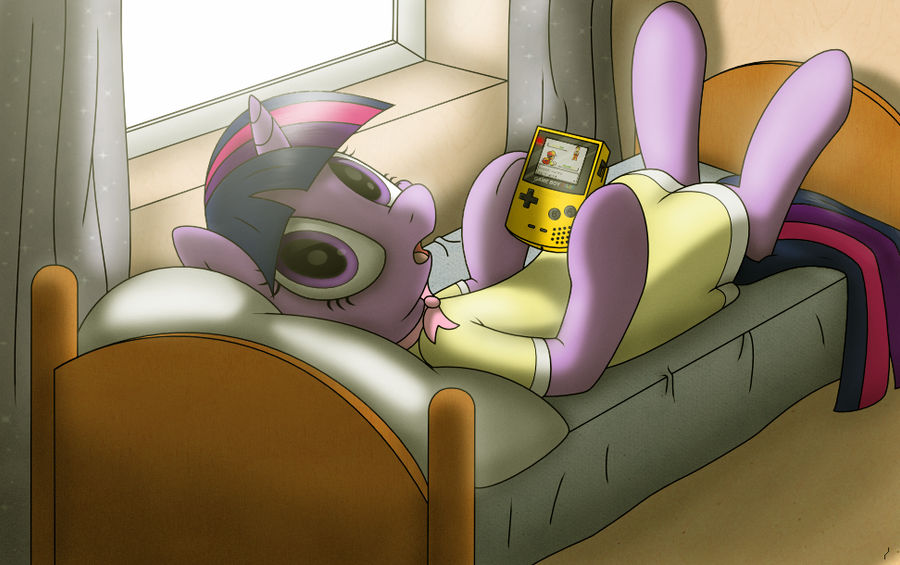 Gameboy_Color by tg-0
