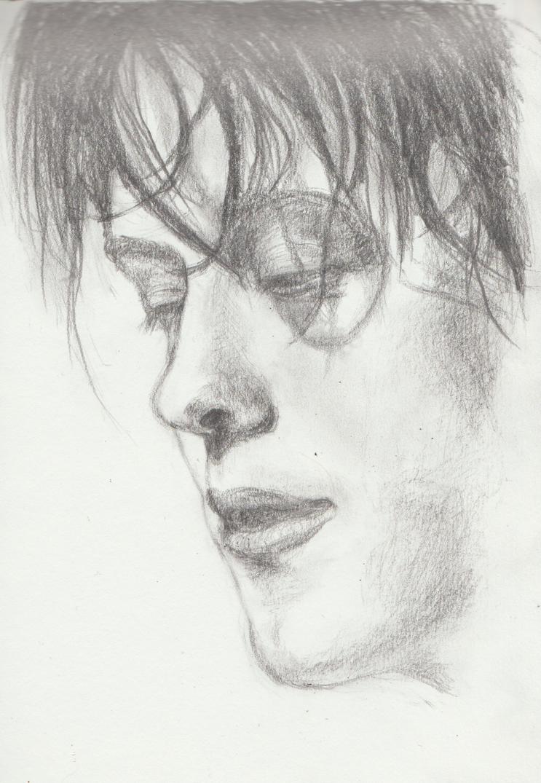 Robert Smith by boringbear