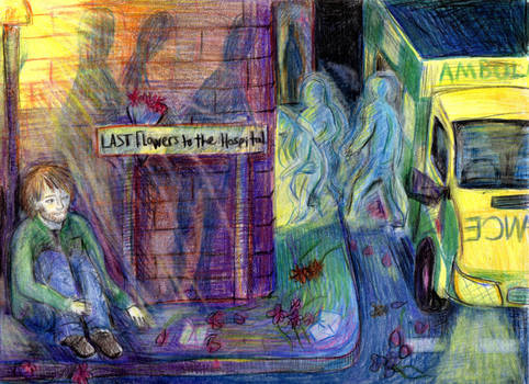Last Flowers to the Hospital by Radiohead