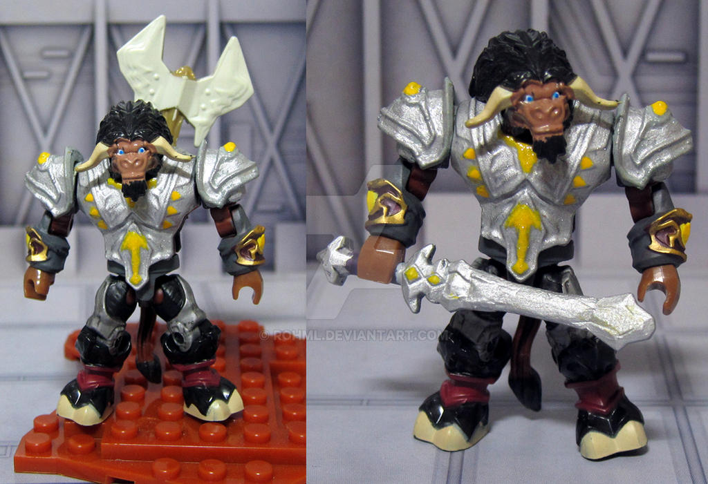 Tauren paladin armor and weapon by rohml on deviantart tauren paladin armor and weapon by rohml publicscrutiny Gallery