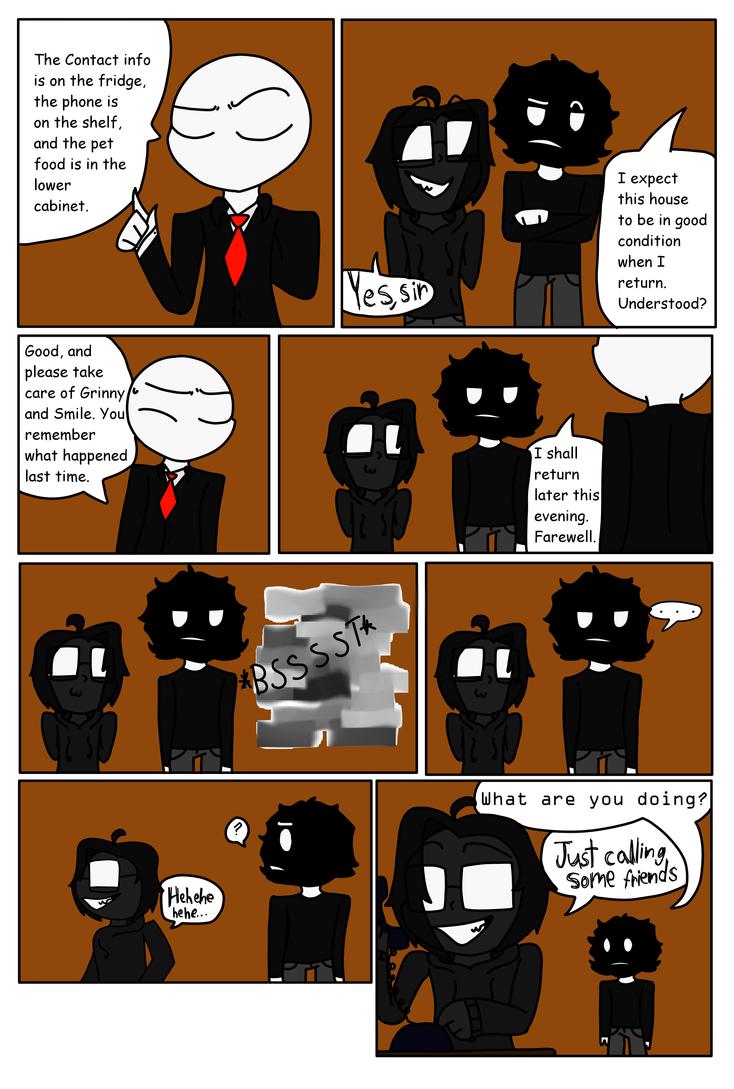 Comic Peview by PixPrix3000