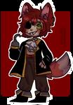 Foxy humanizado