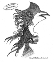 Chimabell Sketch by RingoNakishima