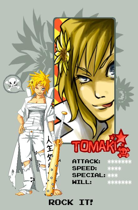 Tomaki's Profile Picture