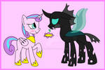 Flurry heart and Thorax