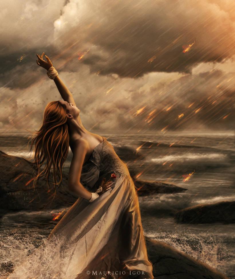 Set Fire To The Rain by mauricioigor
