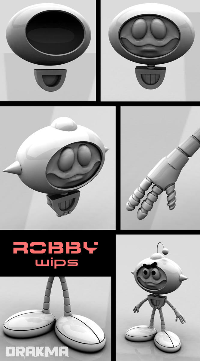 Robby Wips by DrAkMa