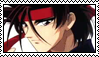 Sanosuke Sagara Stamp by imrahilXbattousai