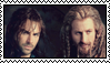 Fili and Kili Stamp by imrahilXbattousai