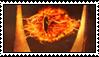 The Eye of Sauron Stamp by imrahilXbattousai