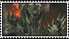 Sauron Stamp by imrahilXbattousai