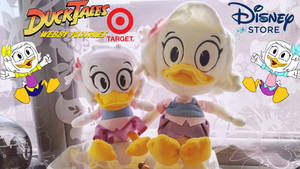 Ducktales (2017) - Webby Plushies Which is better?