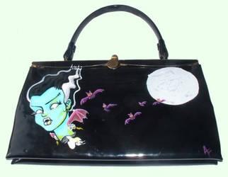 Bride purse by mange