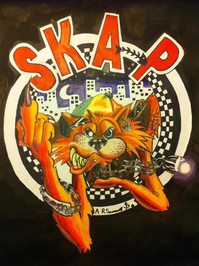 SKA - P Gato Lopez by Tomistral
