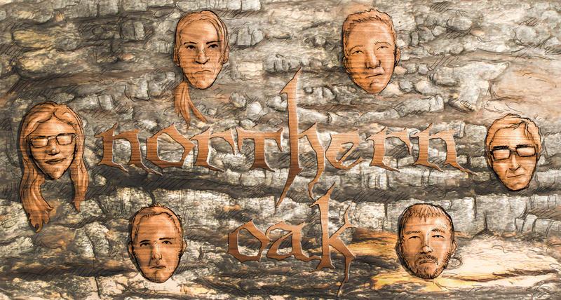 Northern Oak by Metal-Truncator