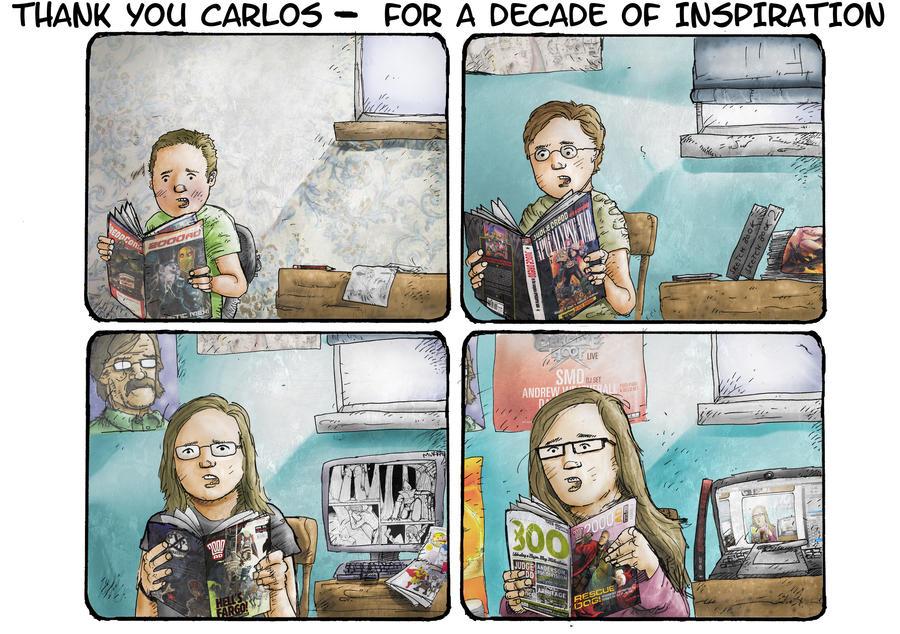 For Carlos by Metal-Truncator