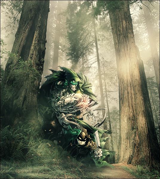 Monster Invader by leozerosty on DeviantArt