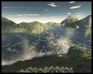 The Victory Lagune by leozerosty