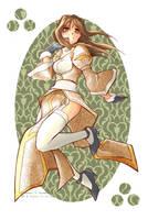RO priestess -colab- by yuina19