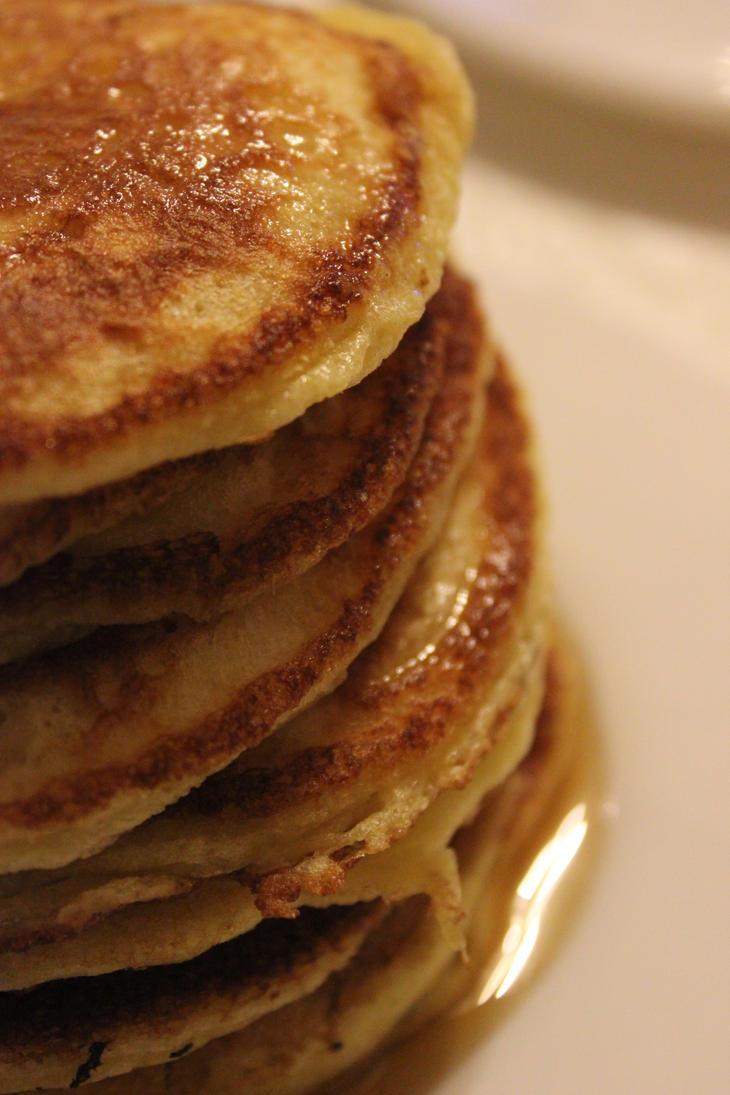 Pancakes by CrueTragedia