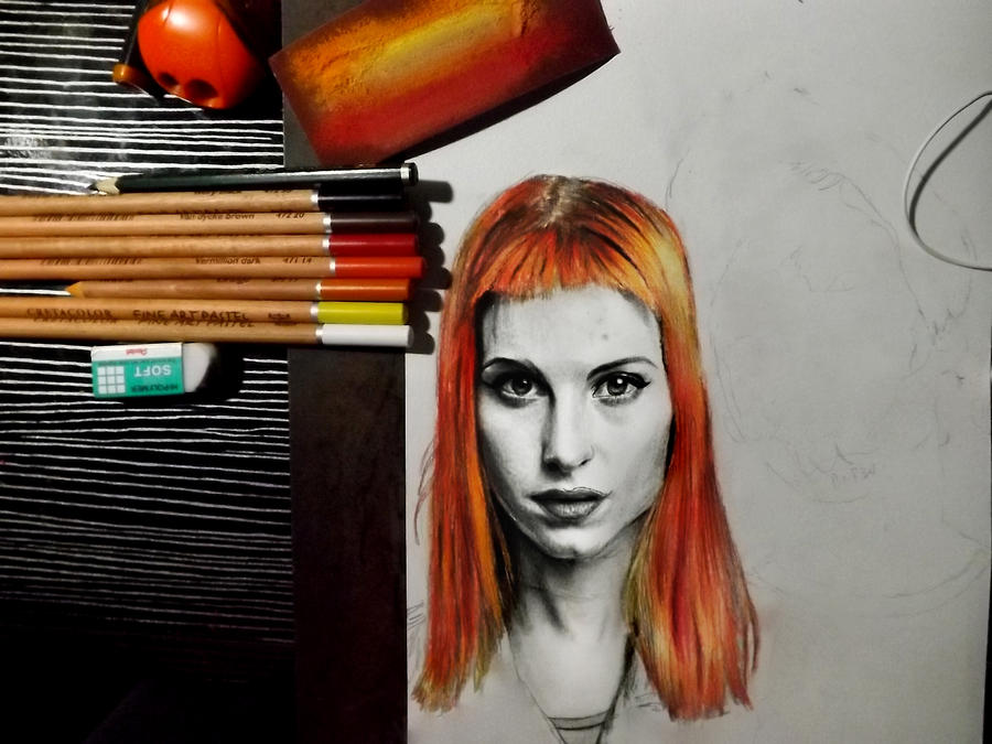 Hayley Williams by Williaaaaaam
