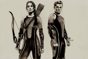 Hunger Games: Catching Fire by Williaaaaaam