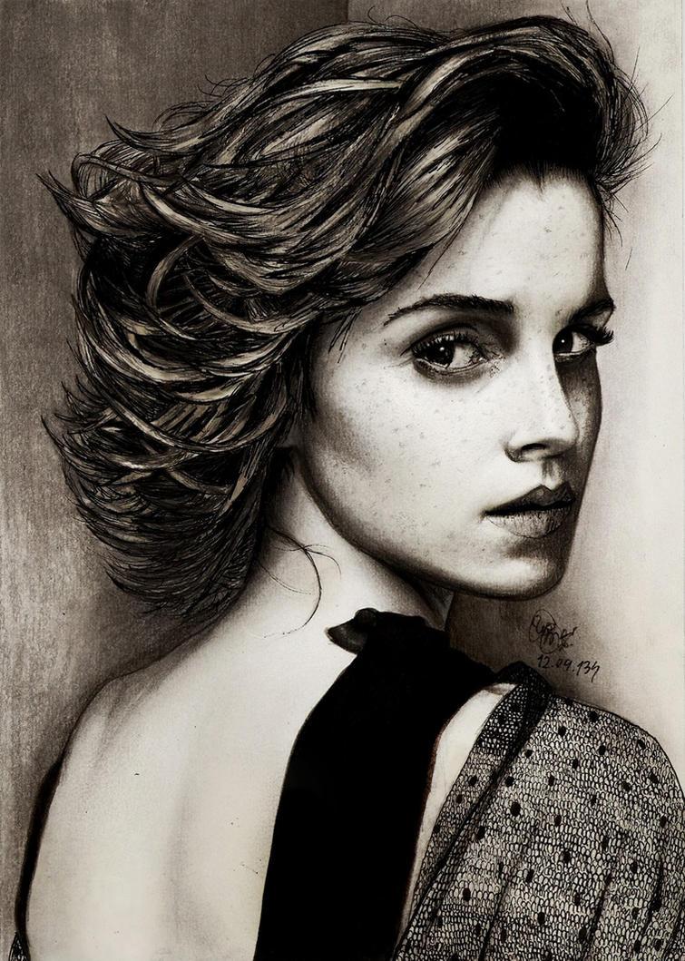Emma Watson GQ2 by Williaaaaaam
