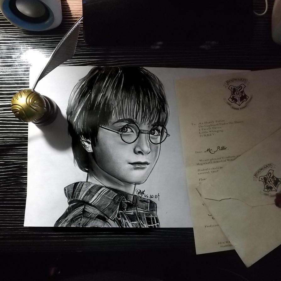 Harry Potter 1 by Williaaaaaam