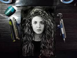 Lorde by Williaaaaaam