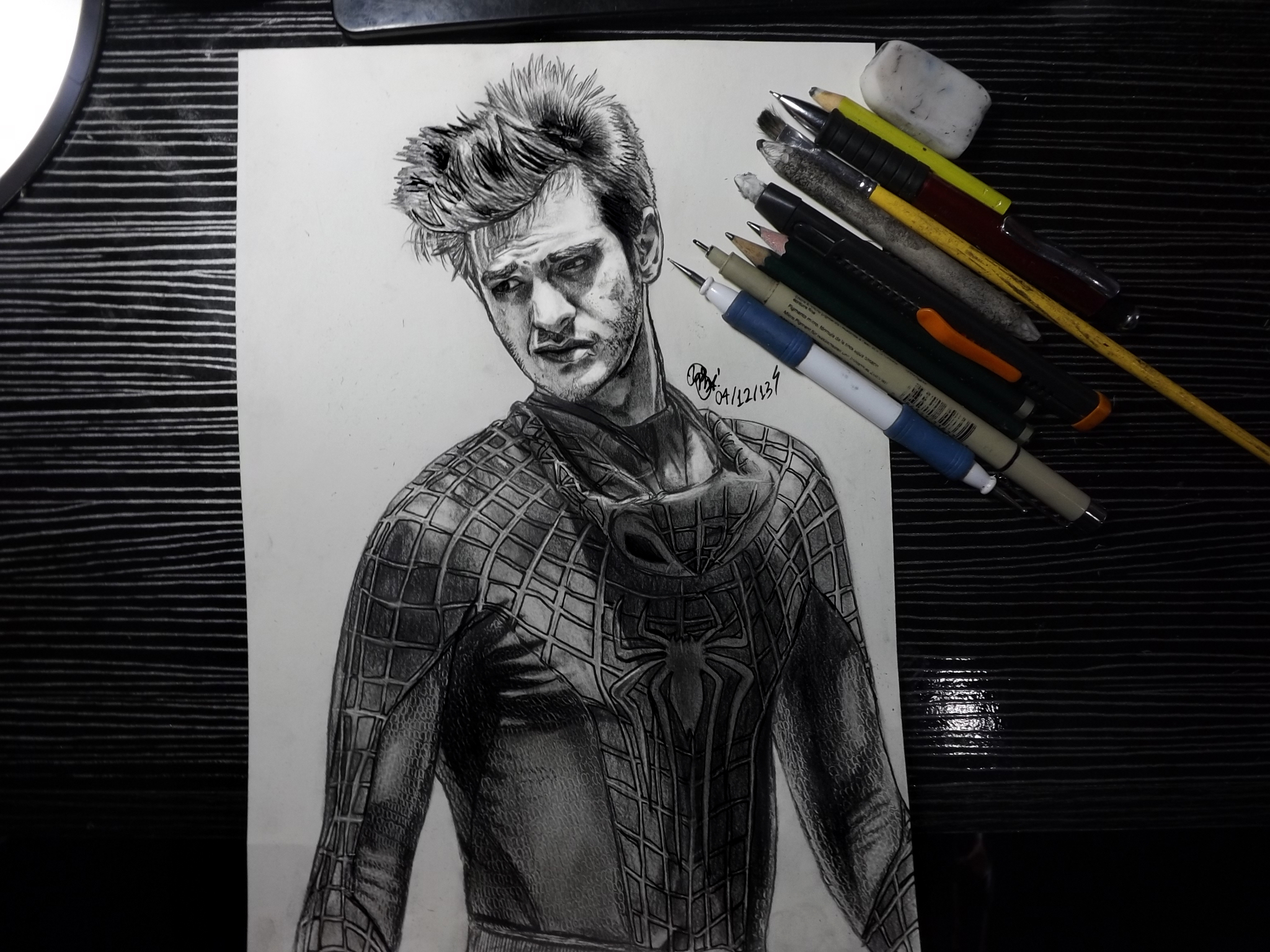 Andrew Garfield As The Amazing SpiderMan By Williaaaaaam