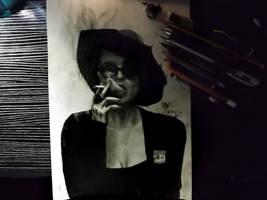 Helena Bonham Carter is Marla by Williaaaaaam