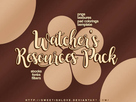 150+ WATCHERS RESOURCES PACK