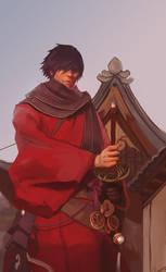 Final Fantasy XIV: Samurai