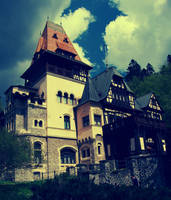 The magic castle by green-daydreamer