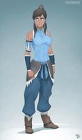 Korra - Character