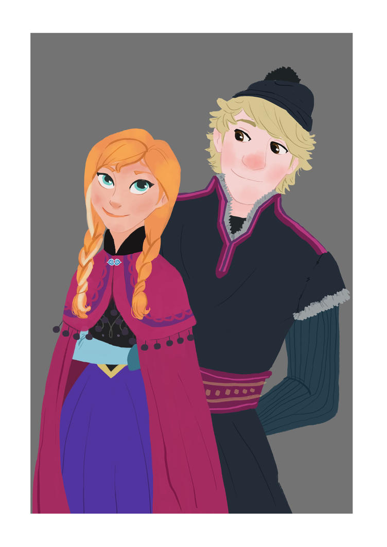 Image Result For Anna And Kristoff