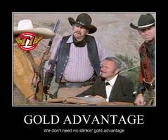 SKT gold advantage