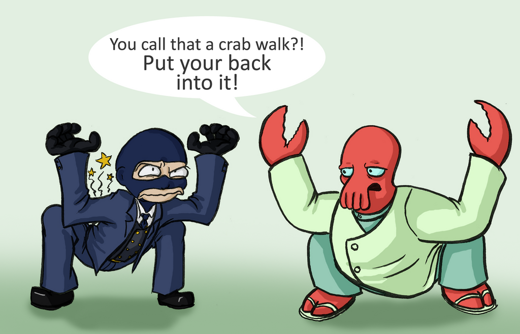 Spy Crab Lessons by Dr...