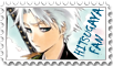 Hitsugaya Fan Stamp by AdryJustend