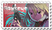 Riza Hawkeye Stamp by AdryJustend
